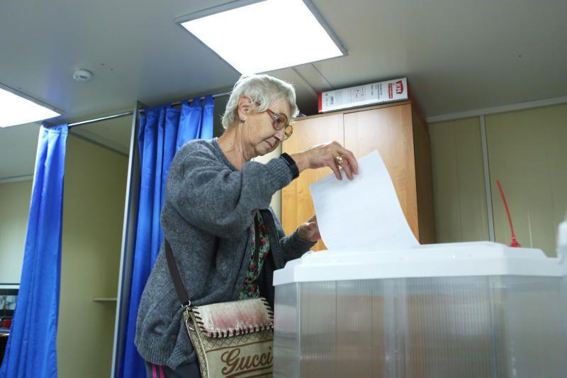 Явка по электронному голосованию к часу дня составила 51,5%