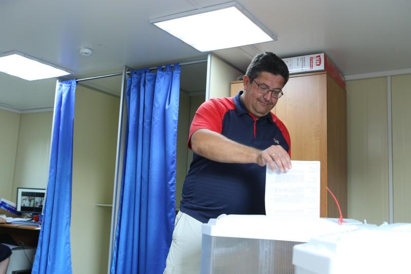 Выборы кандидатов в Мосгордуму прошли без нарушений