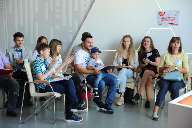 Программу «Счастливы вместе» организуют представители Молодежной местной палаты Филимонковского