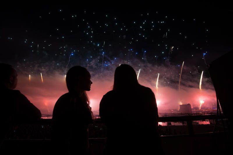 День города отпраздновали в Щербинке