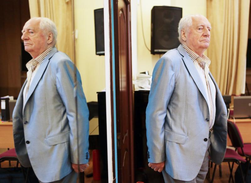 Режиссер Марк Захаров умер в возрасте 85 лет