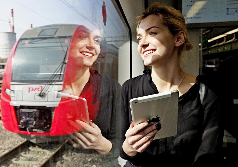 Средний ежедневный пассажиропоток МЦК превышает 500 тыс человек
