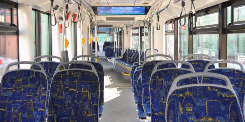 Свыше десяти километров трамвайных путей проложат в Новой Москве