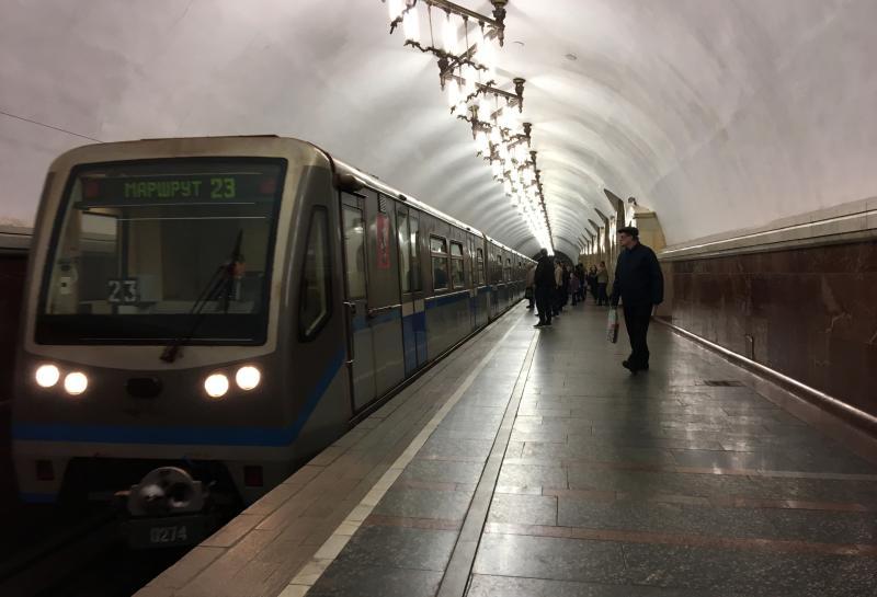 Строительство Большой кольцевой линии разгрузит столичную подземку