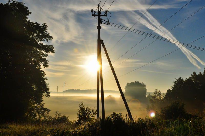 Специалисты завершили работы по созданию высоковольтной линии «Лесная-Хованская»
