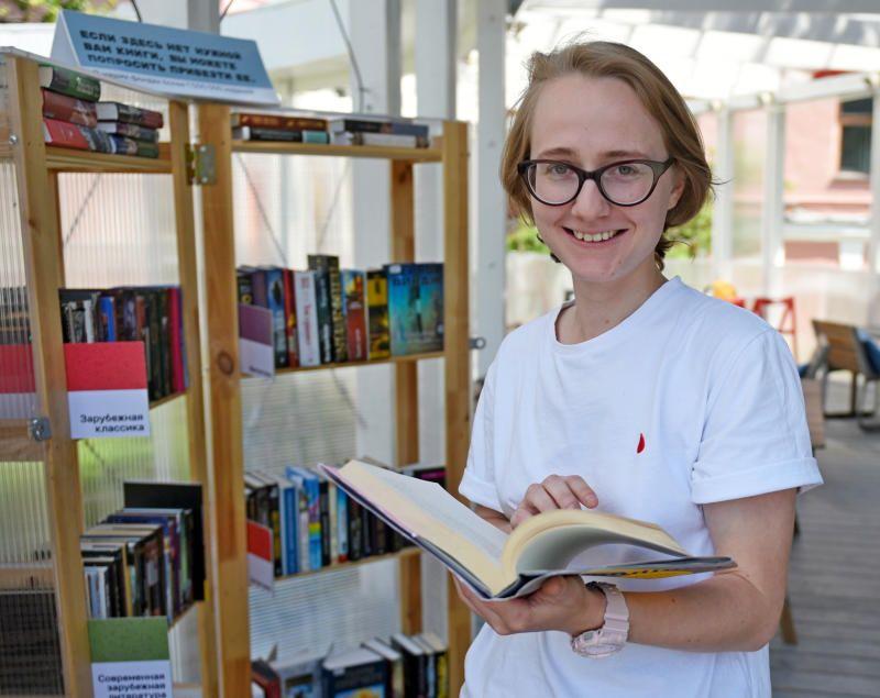 Свой читальный зал организуют библиотекари Троицка на Сиреневом бульваре