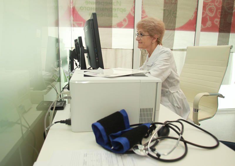 Почти 30 тыс человек привились от гриппа в павильонах «Здоровая Москва». Фото: Наталия Нечаева, «Вечерняя Москва»