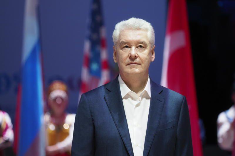 Собянин призвал москвичей прийти на выборы в Мосгордуму