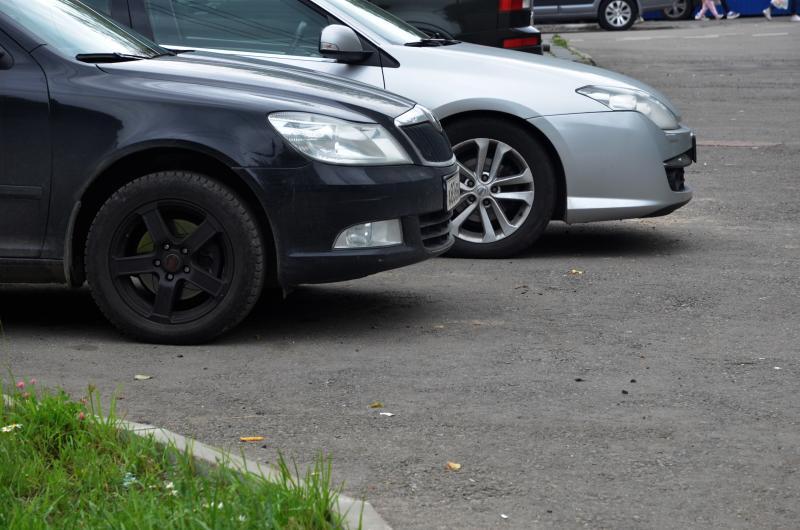 Дополнительные места для автомобилей создадут в Кленове