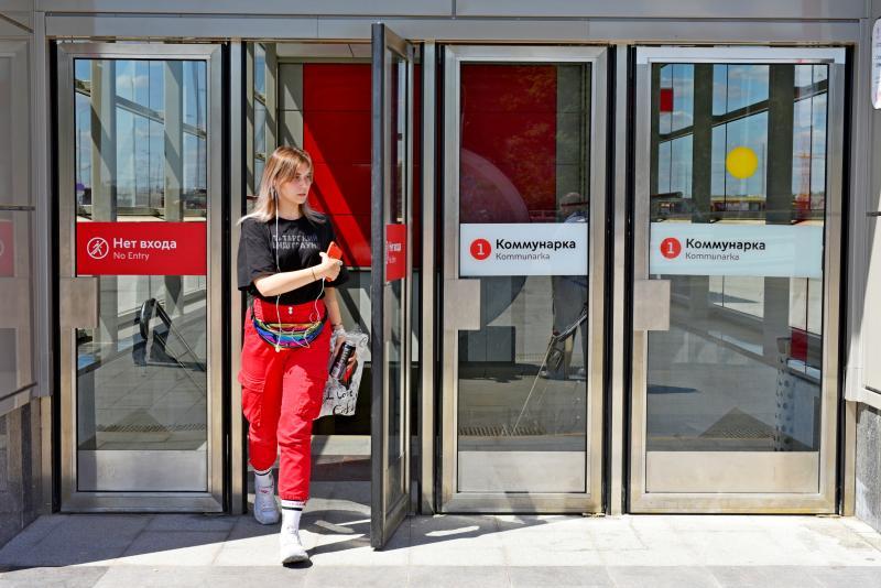 Жители смогут выбрать самую красивую новую станцию метро. Фото: Александр Кожохин, «Вечерняя Москва»