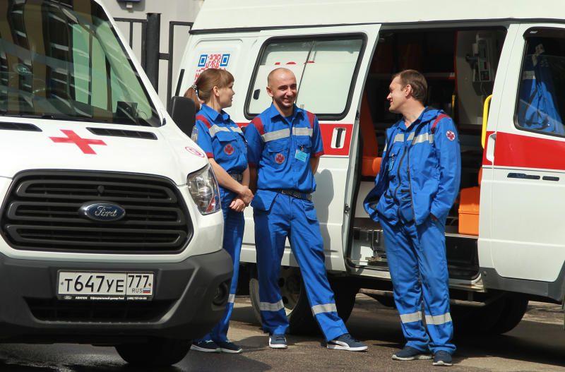 В «Сокольниках» 21 сентября пройдет фестиваль московской скорой помощи. Фото: архив