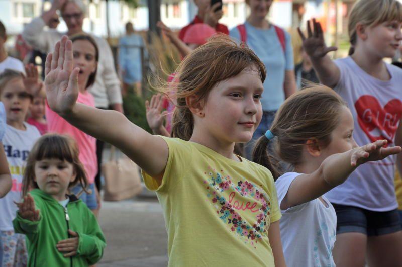 Спортивную программу организовали в Марушкинском