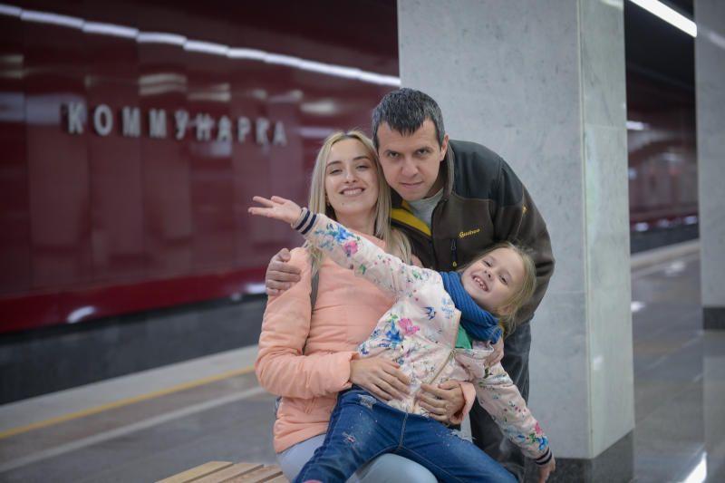 Москвичи выбрали лучший период открытия станций метро