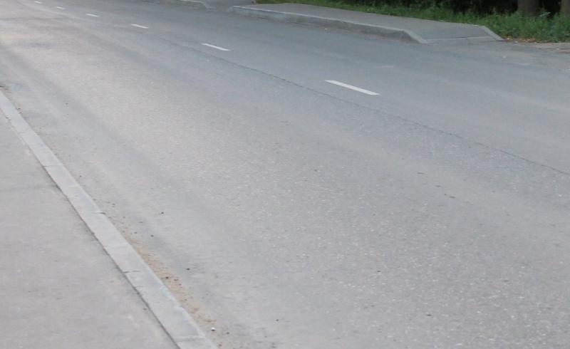 Укладку асфальтобетонного покрытия выполнят в Шишкином Лесу