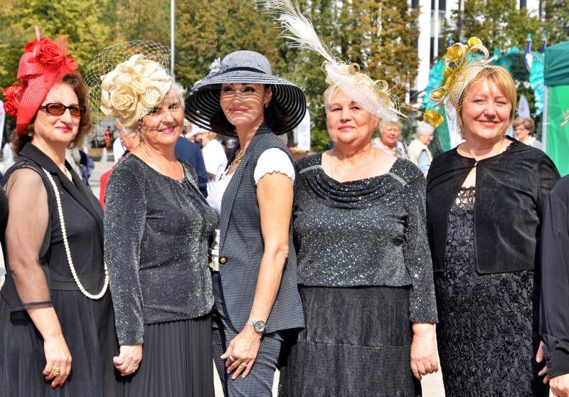 Фестиваль «Дары осени» провели в Московском