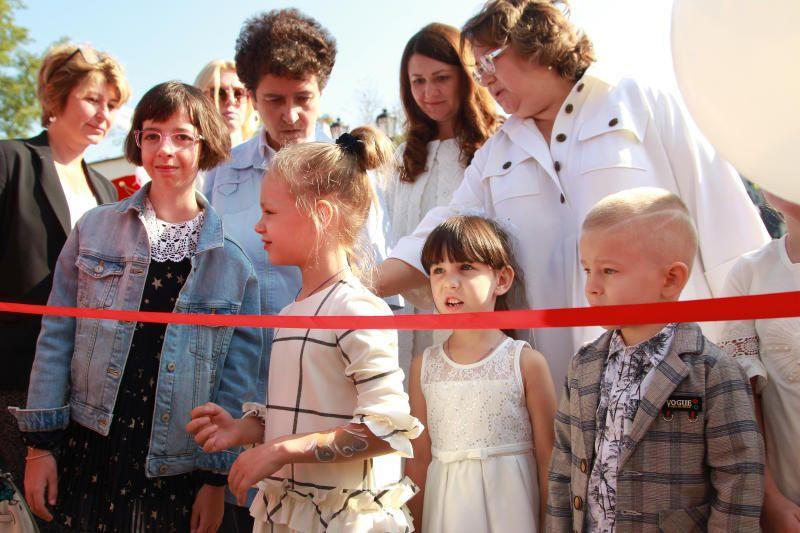 Юные жители Краснопахорского смогут посещать новый детский сад