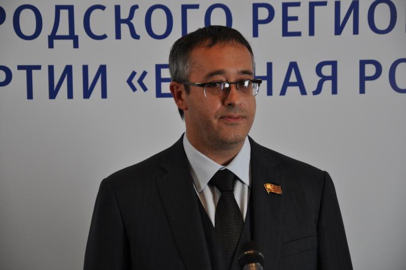 Алексей Шапошников избран председателем Мосгордумы