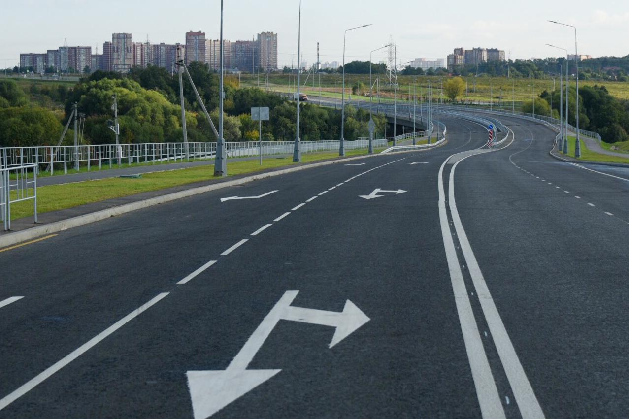 Строительство дорог продолжится. Фото: Владимир Новиков
