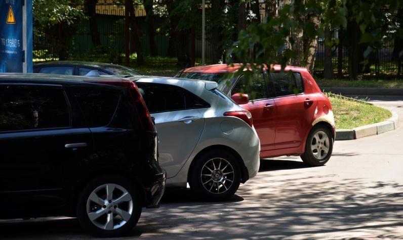 Жители получат десять дополнительных автомобильных мест. Фото: архив