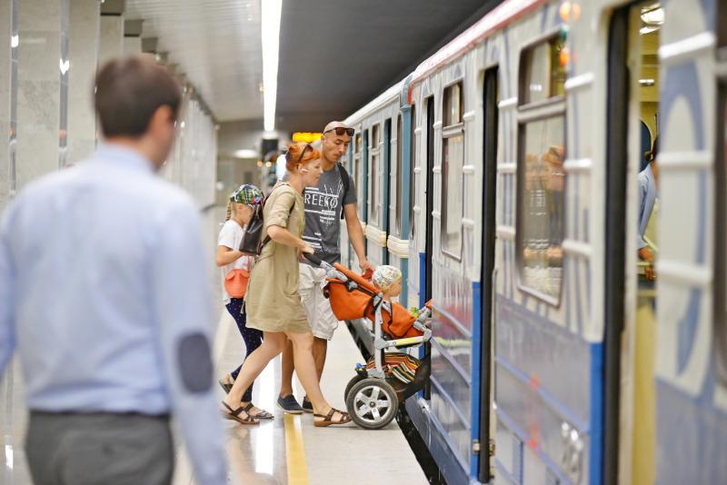 Столичное метро и МЦК будут работать круглосуточно