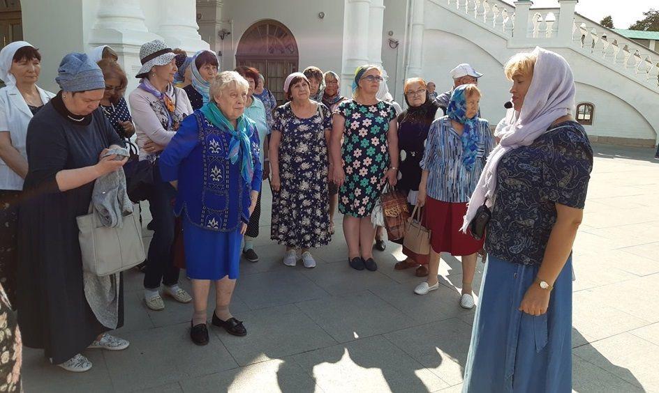 Жителям Мосрентгена расскажут о крупнейшем мужском монастыре Русской православной церкви