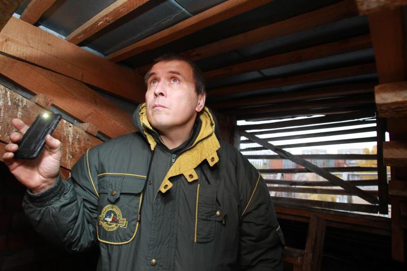 Чердачные и подвальные помещения зданий проверят в Михайлово-Ярцевском