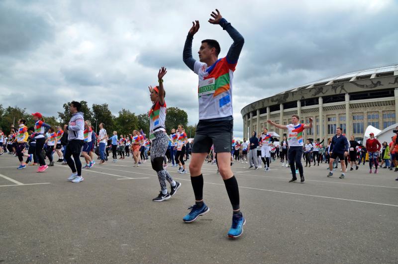 В День города в Москве пройдет праздник «Спортивная Столица – 2019»