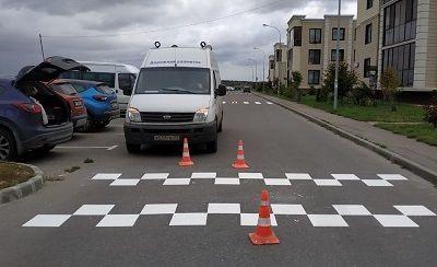 В Десеновском повысилась безопасность дорожного движения. Фото: пресс-служба администрации поселения