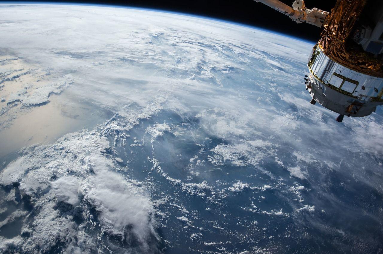 Москвичи смогут наблюдать МКС. Фото: pixabay.com