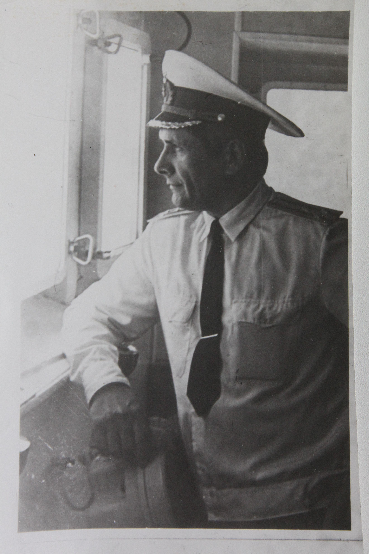 В 1973 году Дмитрий Лукаш командовал разведывательной операцией в Тонкинском заливе. Фото: из личного архива