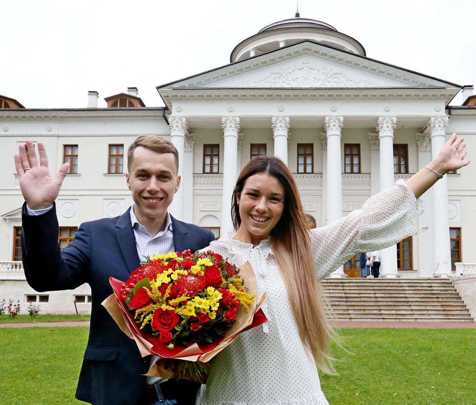 Новые площадки для регистрации брака на карте Москвы
