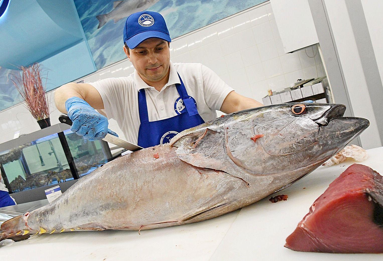 Усиливается борьба с незаконным оборотом осетровых видов рыб в Москве