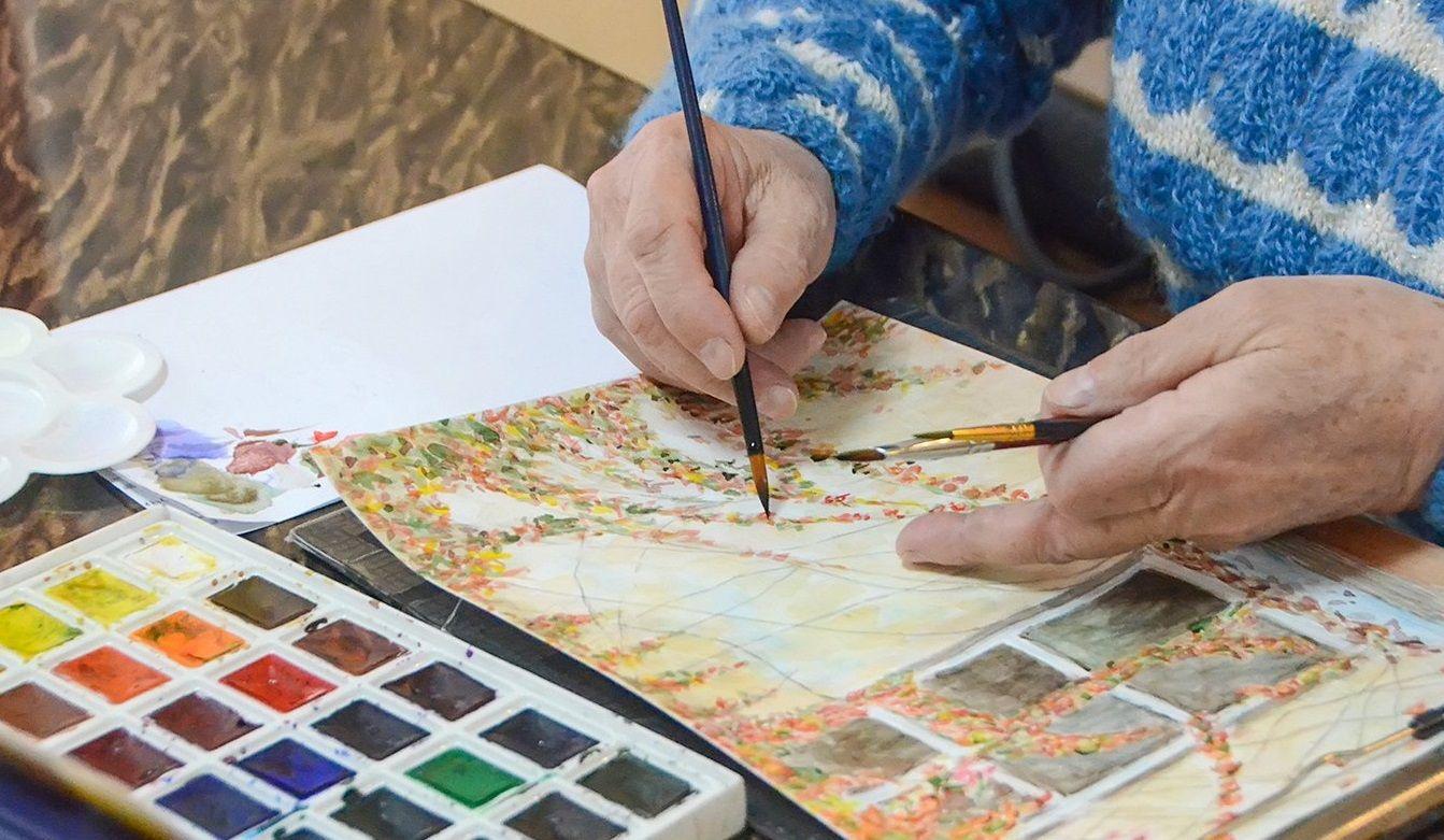 Творческие мастер-классы посетят жители Воскресенского
