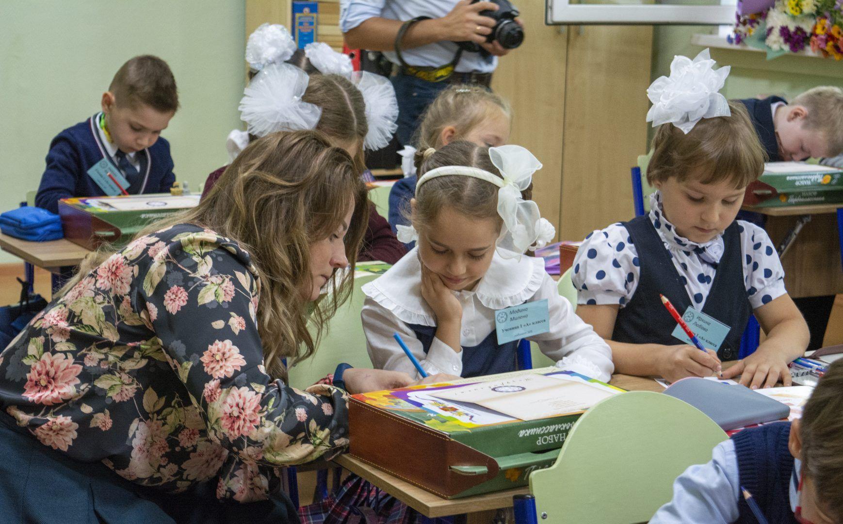 А учитель начальных классов Наталия Руденко ведет свой блог, в котором рассказывает о любимой работе. Фото: личный архив Наталии Руденко