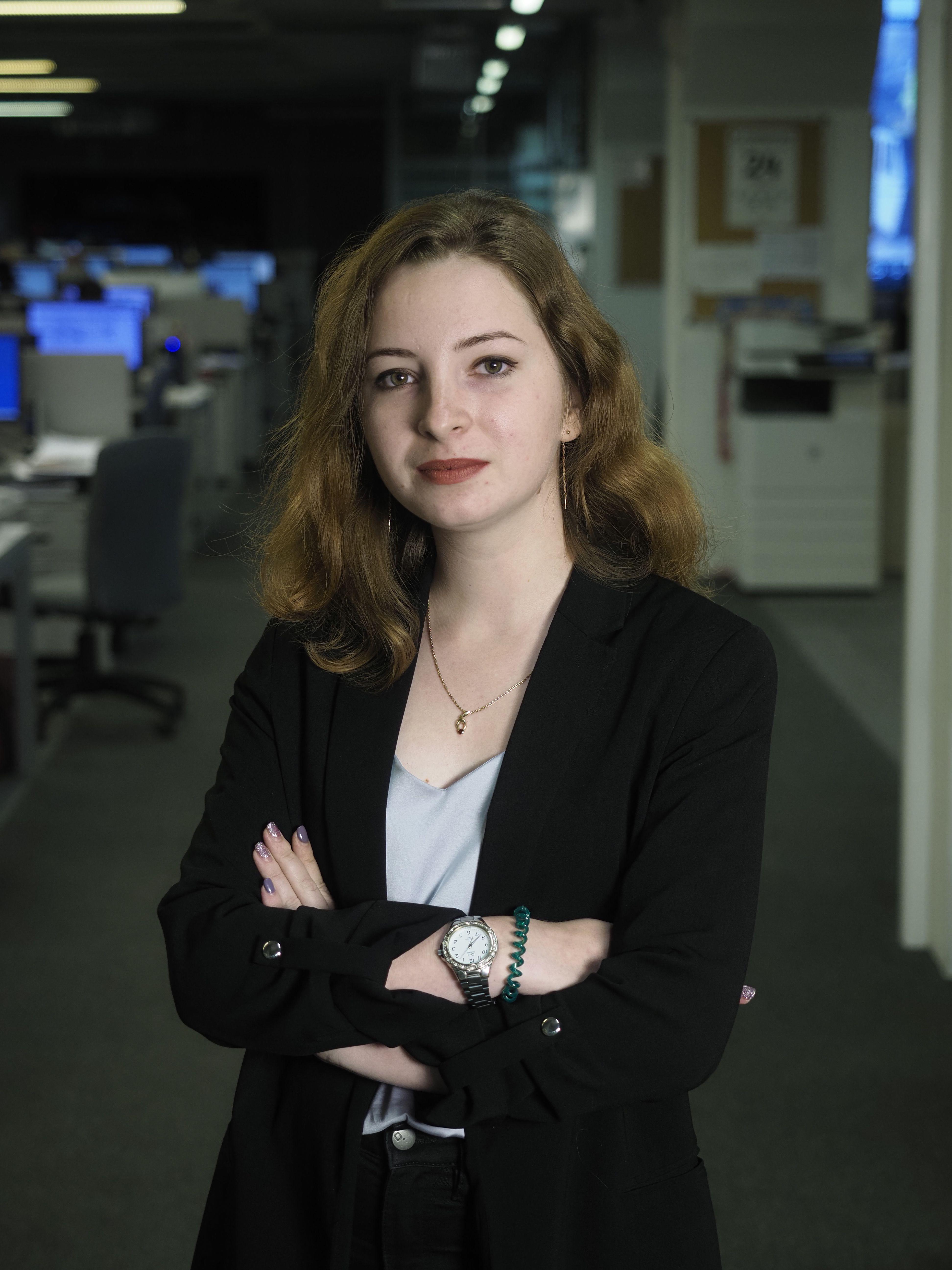 Алина Зинина, корреспондент газеты «Новые округа»