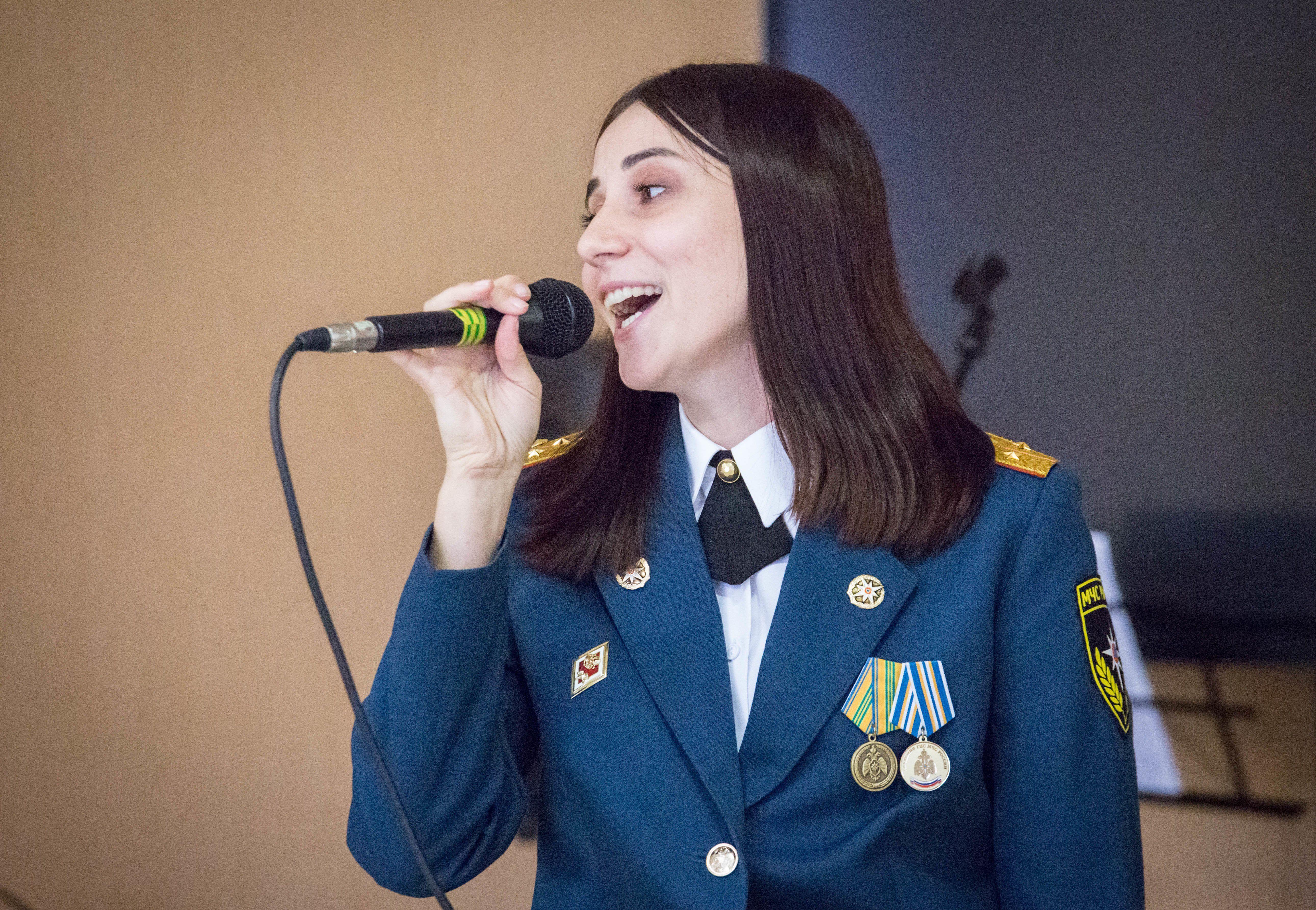 В Учебном центре отметили день гражданской обороны