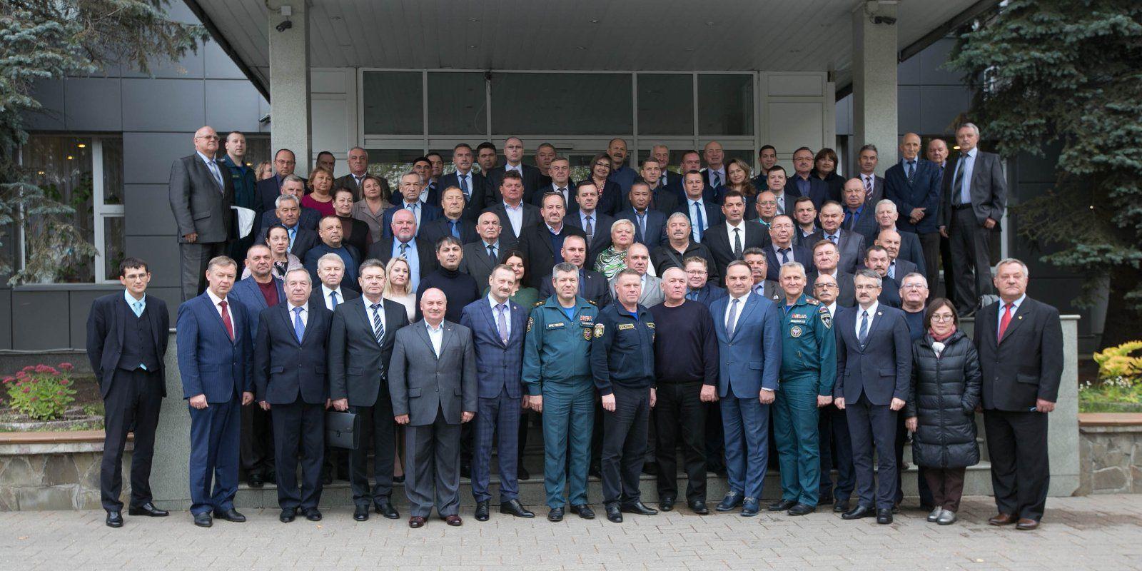 В Учебном центре обсудили перспективы подготовки населения России в области ГО и защиты от ЧС