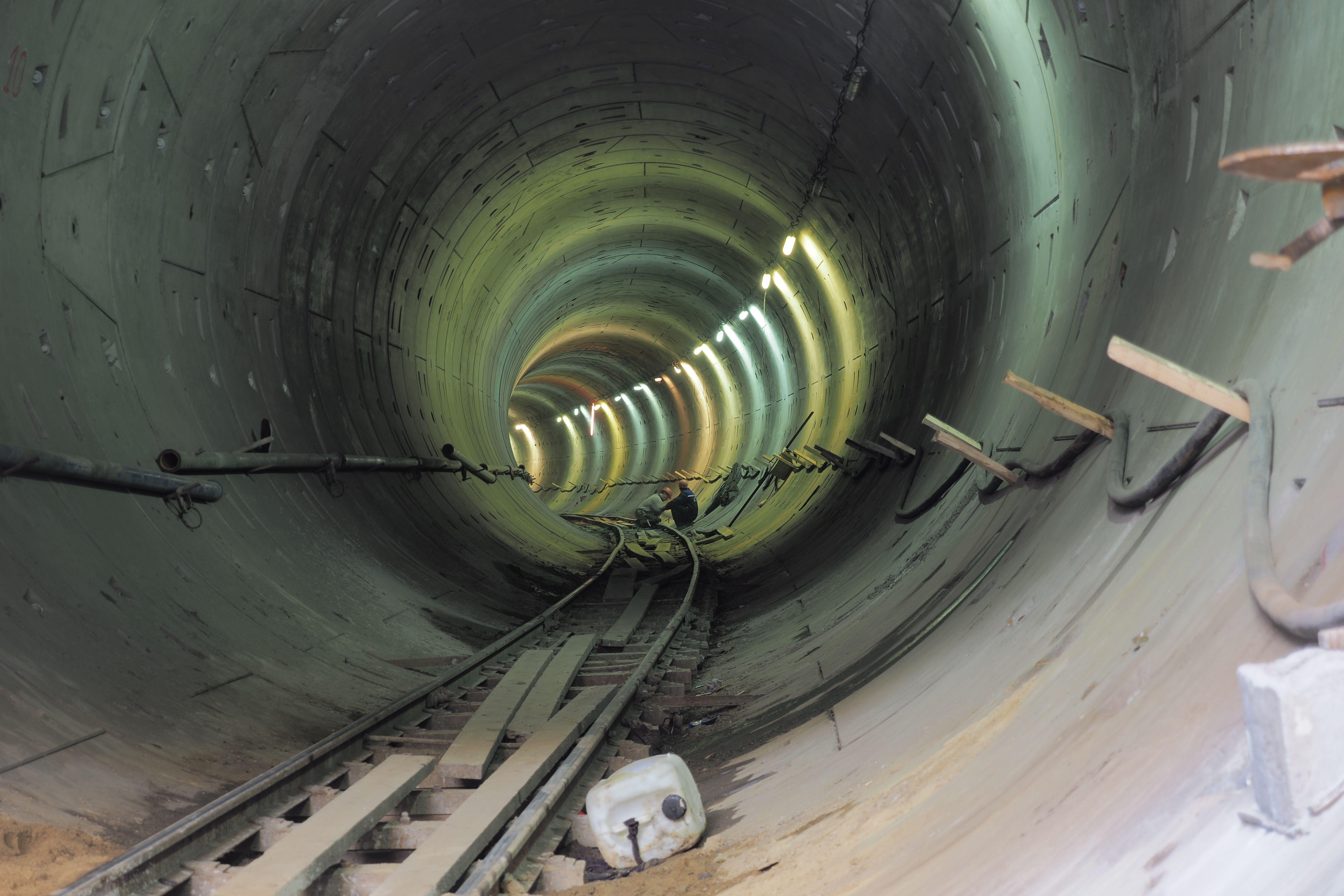 Коммунарскую линию метро продлят до станции «Столбово»
