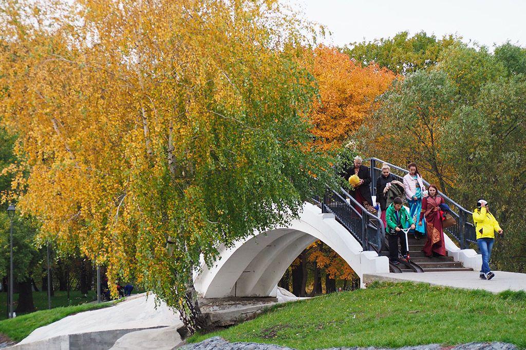 Московские парки благоустроят по пожеланиям горожан