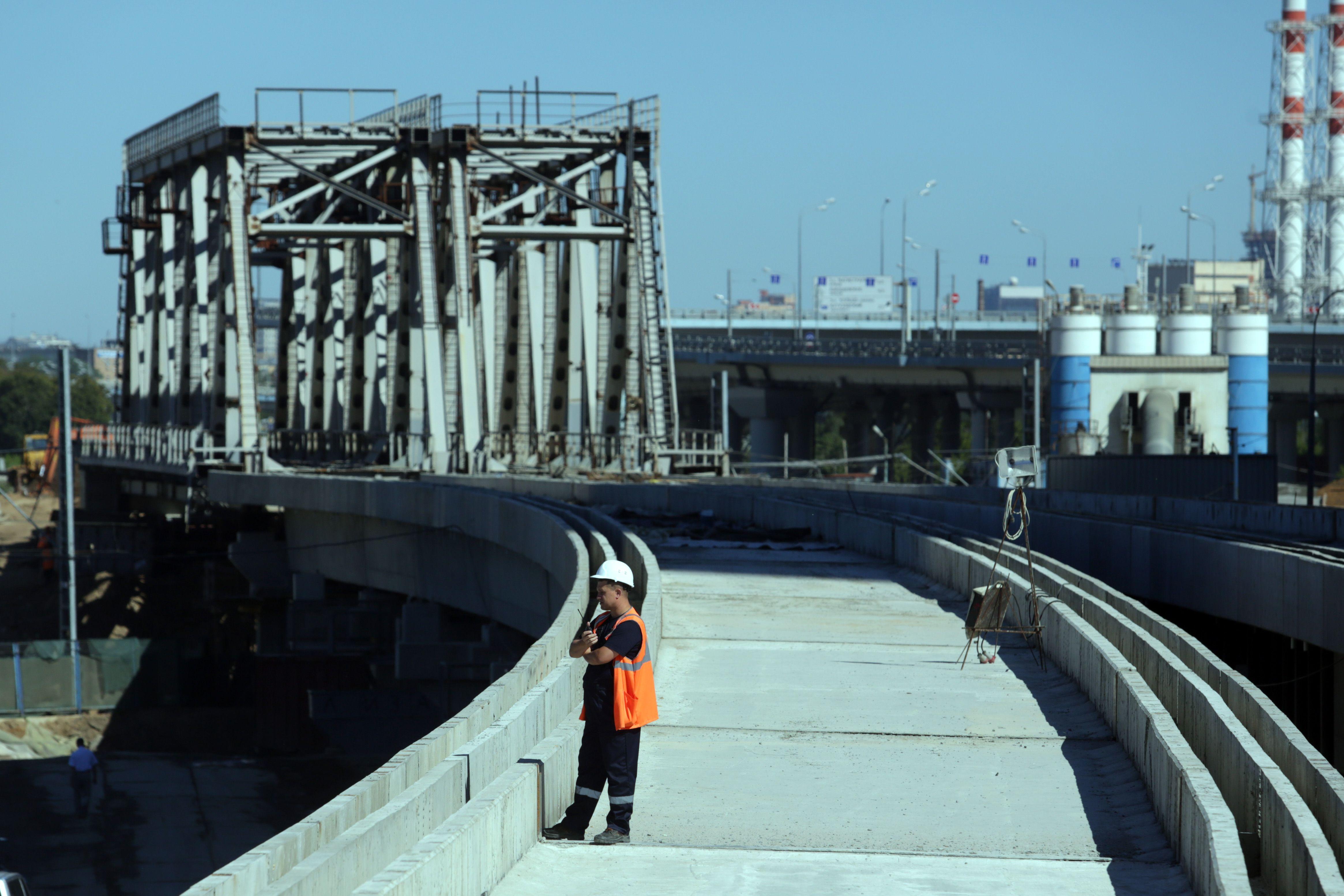 Транспортную инфраструктуру расширят в Новой Москве