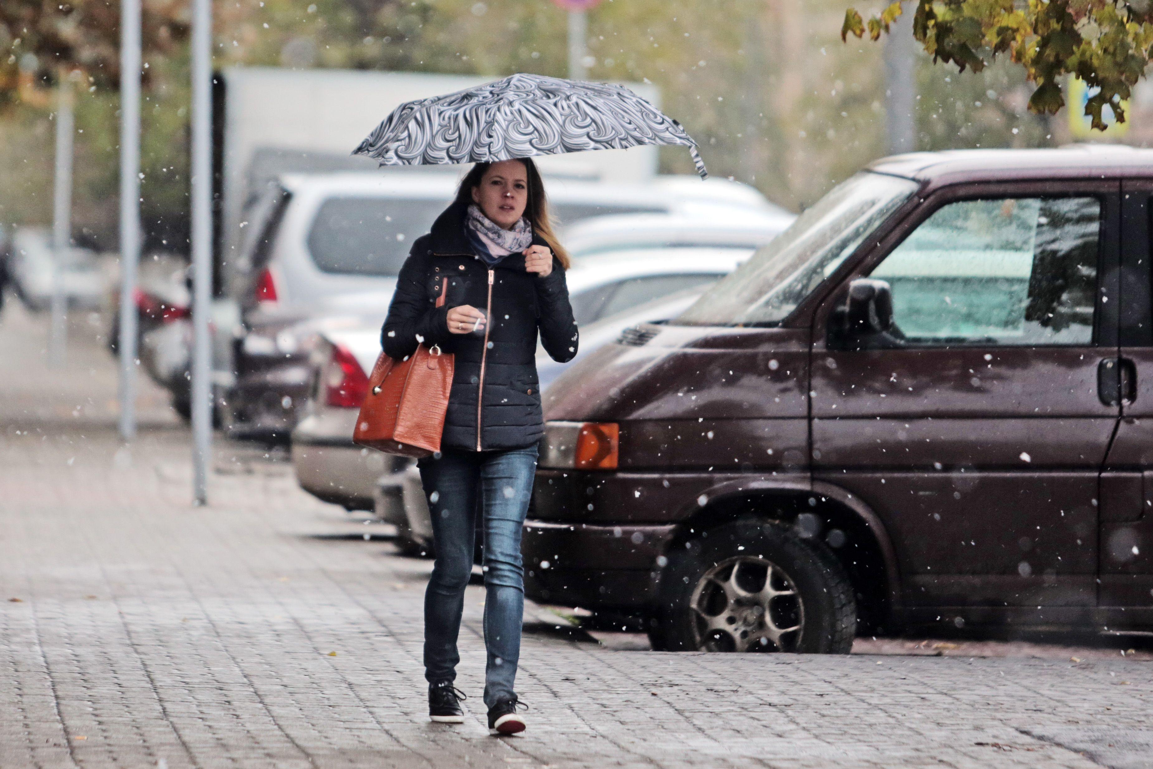 В Москве похолодает до шести градусов мороза