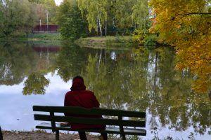 Осенью природа в музее-усадьбе особенно прекрасна. Фото: Алина Берестова