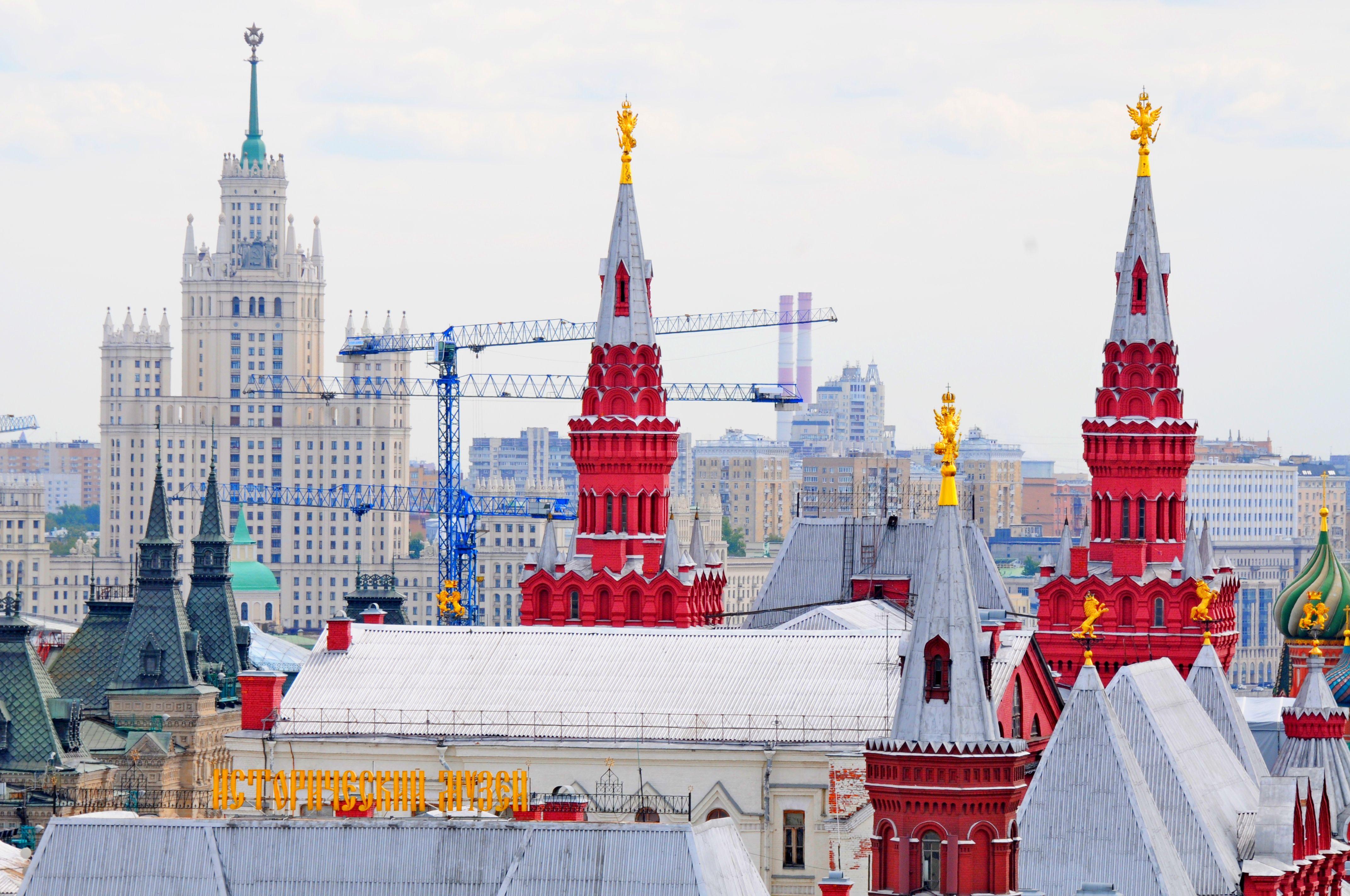 Гиды назвали любимые достопримечательности иностранцев в Москве