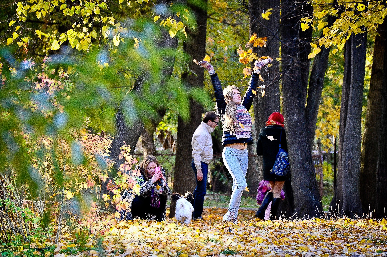 Потепление накроет Москву в пятницу