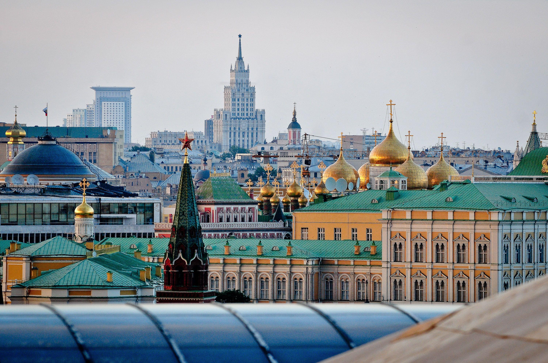 Мегаполис активно наращивает свой турпоток. Фото: Александр Казаков