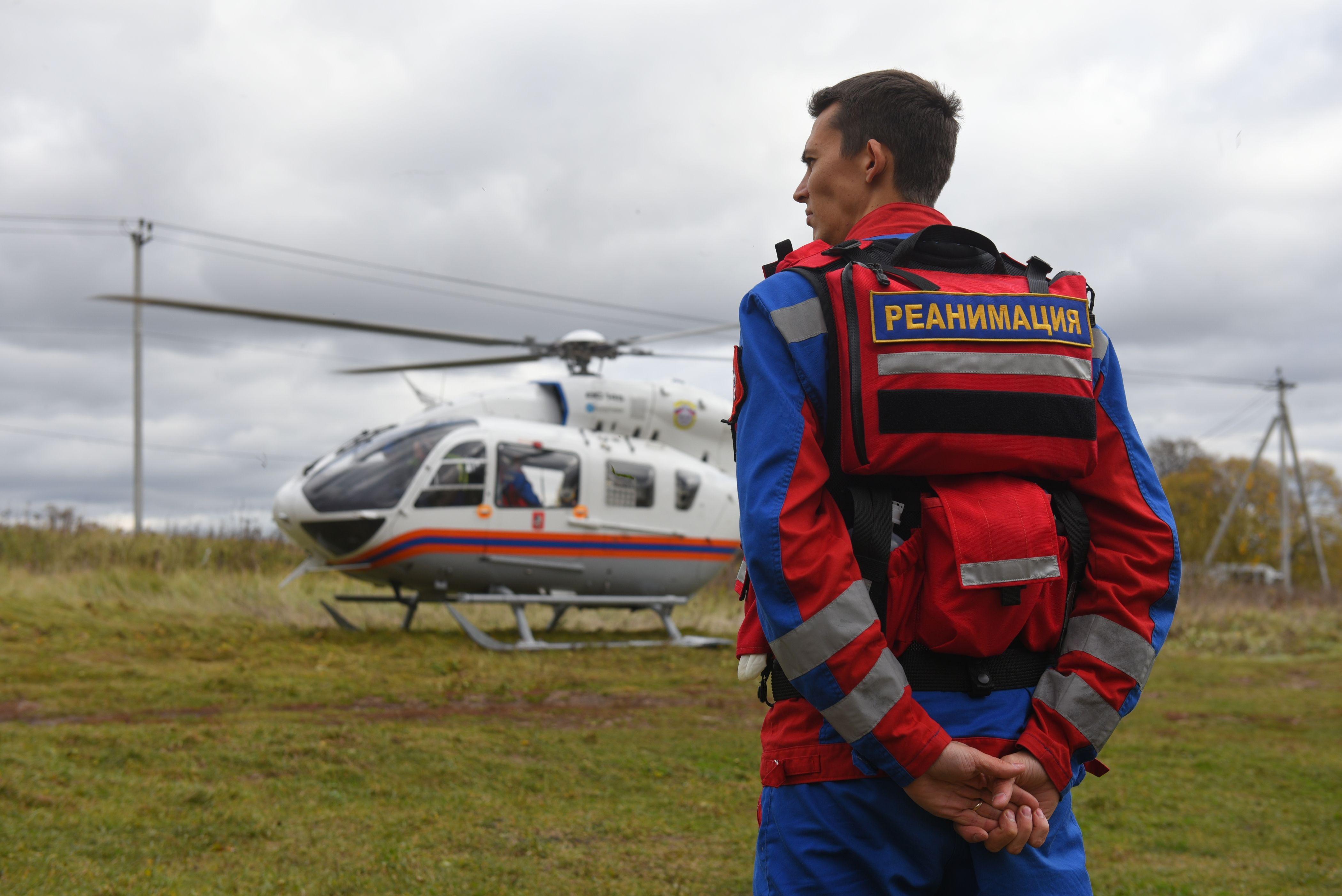 Реаниматологи МАЦ спасли более шести тысяч человек за десять лет
