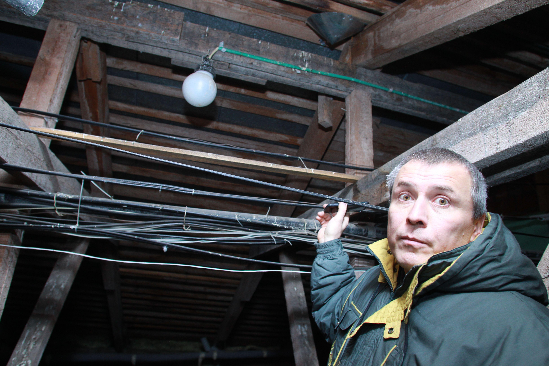 Профилактический рейд чердаков и подвалов домов провели в Михайлово-Ярцевском
