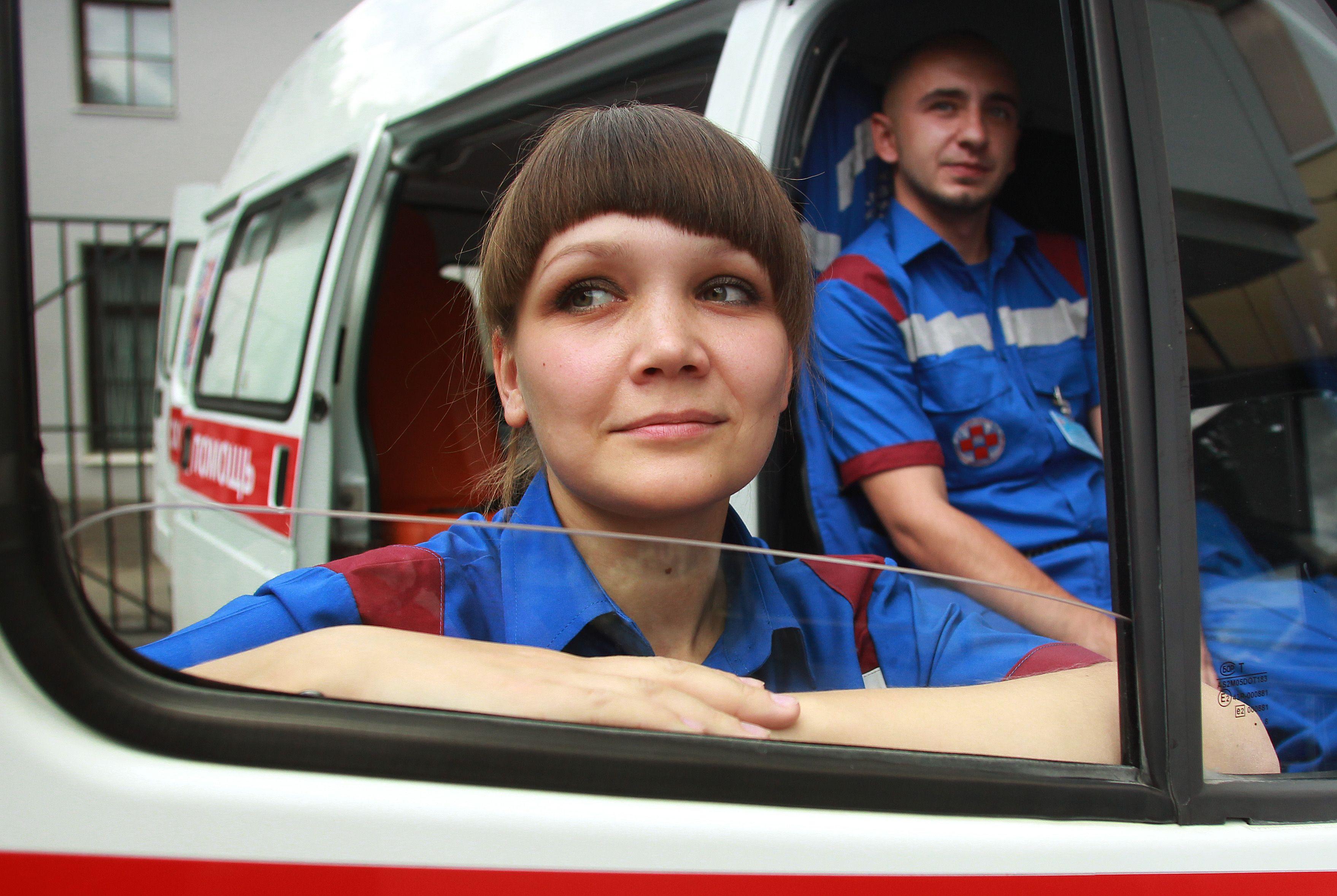 Москвичи оценили арт-объект для благодарности врачам скорой помощи