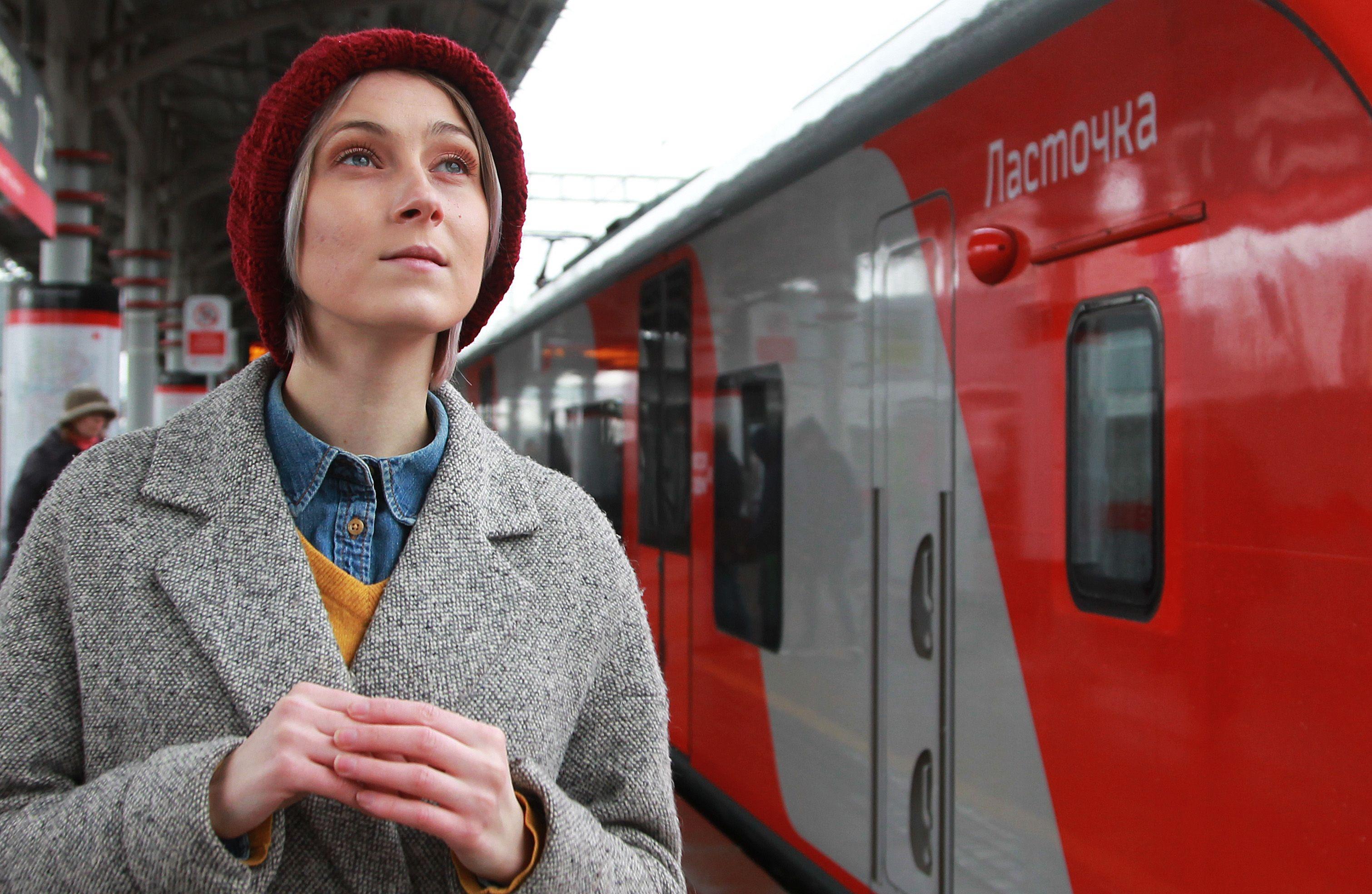 МЦК сократит интервалы движения поездов