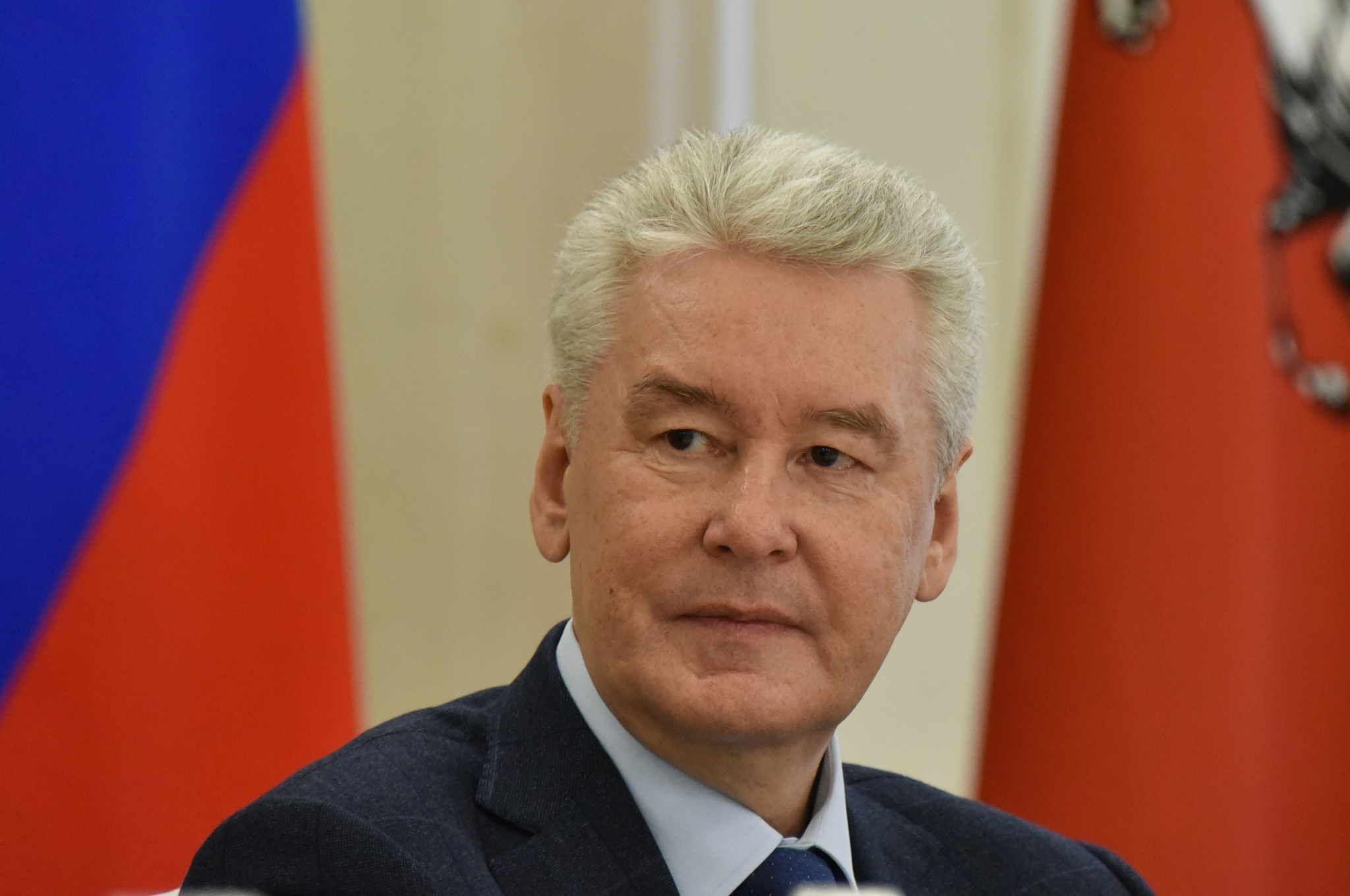 Собянин принял участие в церемонии открытия памятника Евгению Примакову